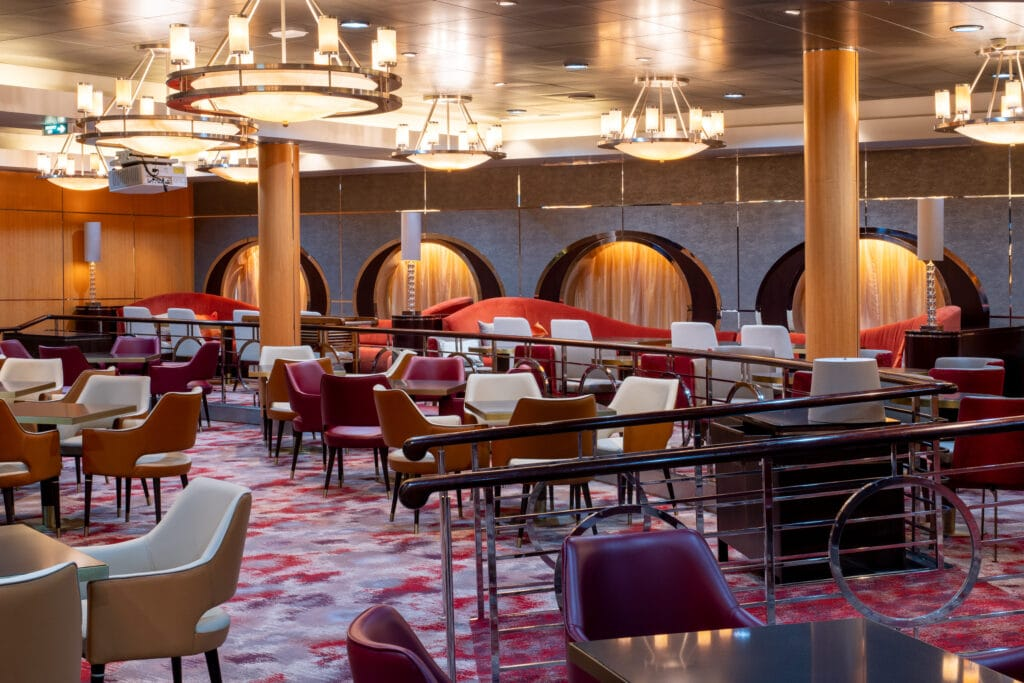 Cruiseschip-Crystal Serenity-Crystal Cruises-Bar