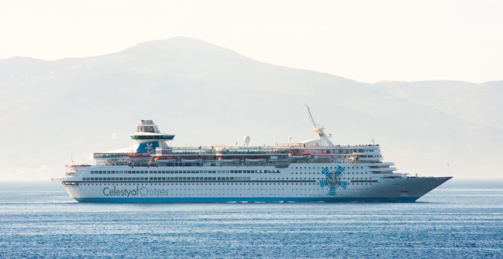 Cruiseschip-Celestyal Olympia-Celestyal-Schip