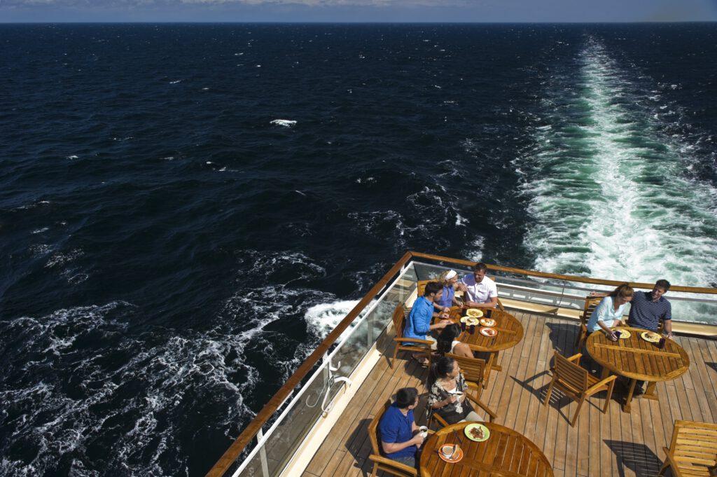 Cruiseschip-Celebrity Constellation-Celebrity Cruises-Deck