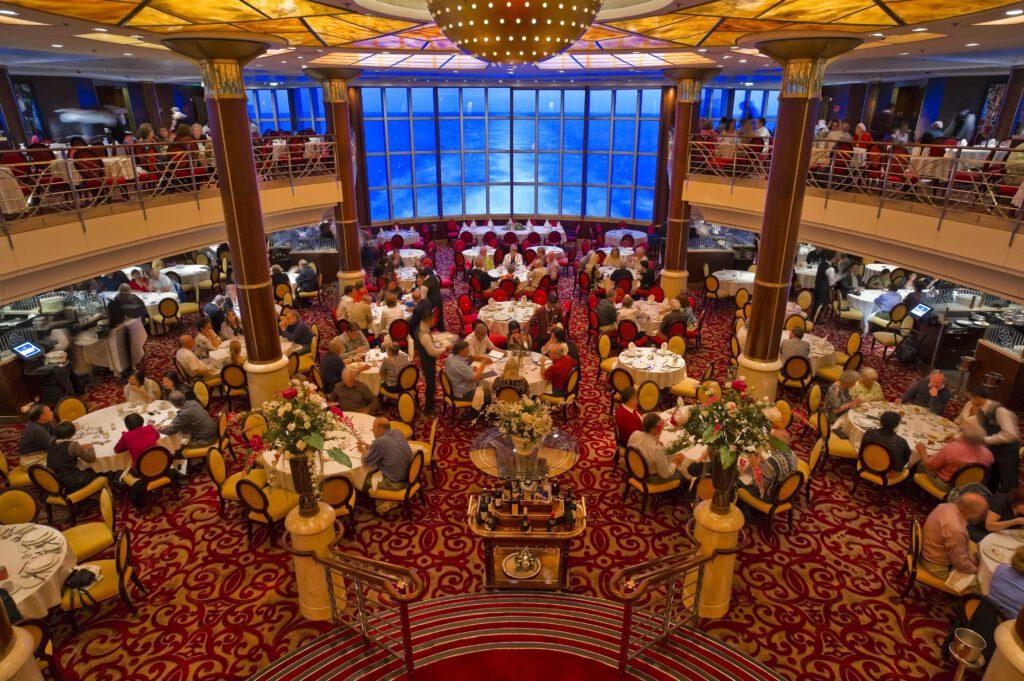 Cruiseschip-Celebrity Constellation-Celebrity Cruises-Restaurant