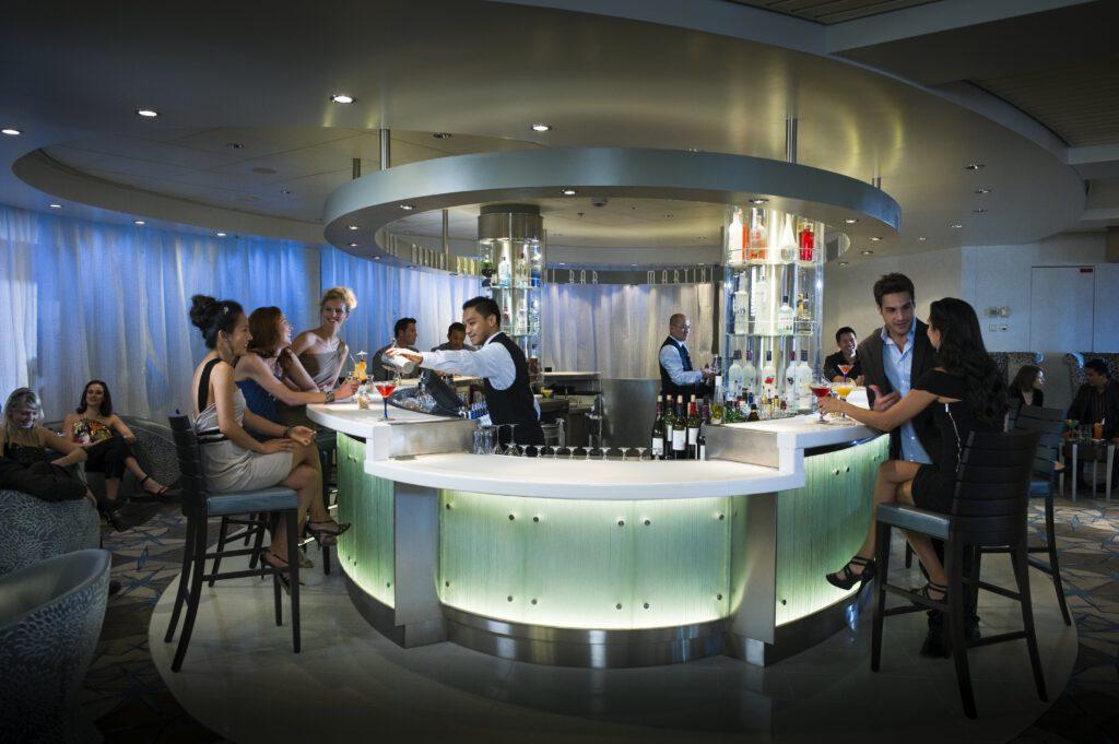 Cruiseschip-Celebrity Constellation-Celebrity Cruises-Martini Bar