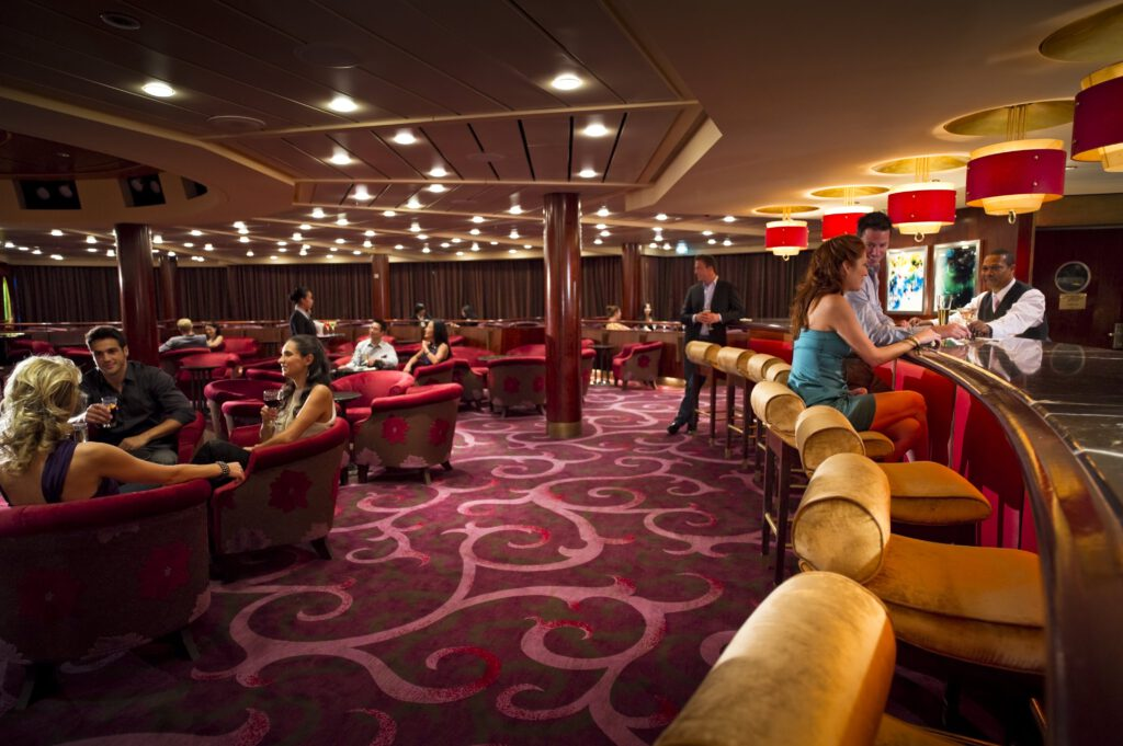 Cruiseschip-Celebrity Constellation-Celebrity Cruises-Lounge Bar