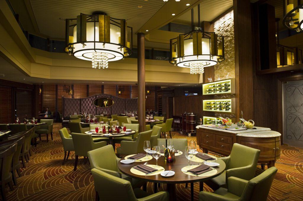 Cruiseschip-Celebrity Constellation-Celebrity Cruises-Restaurant Tuscan Grill