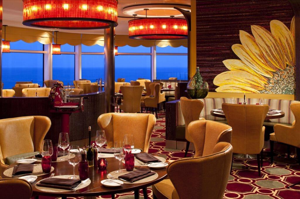 Cruiseschip-Celebrity Eclipse-Celebrity Cruises-Restaurant Tuscan Grille