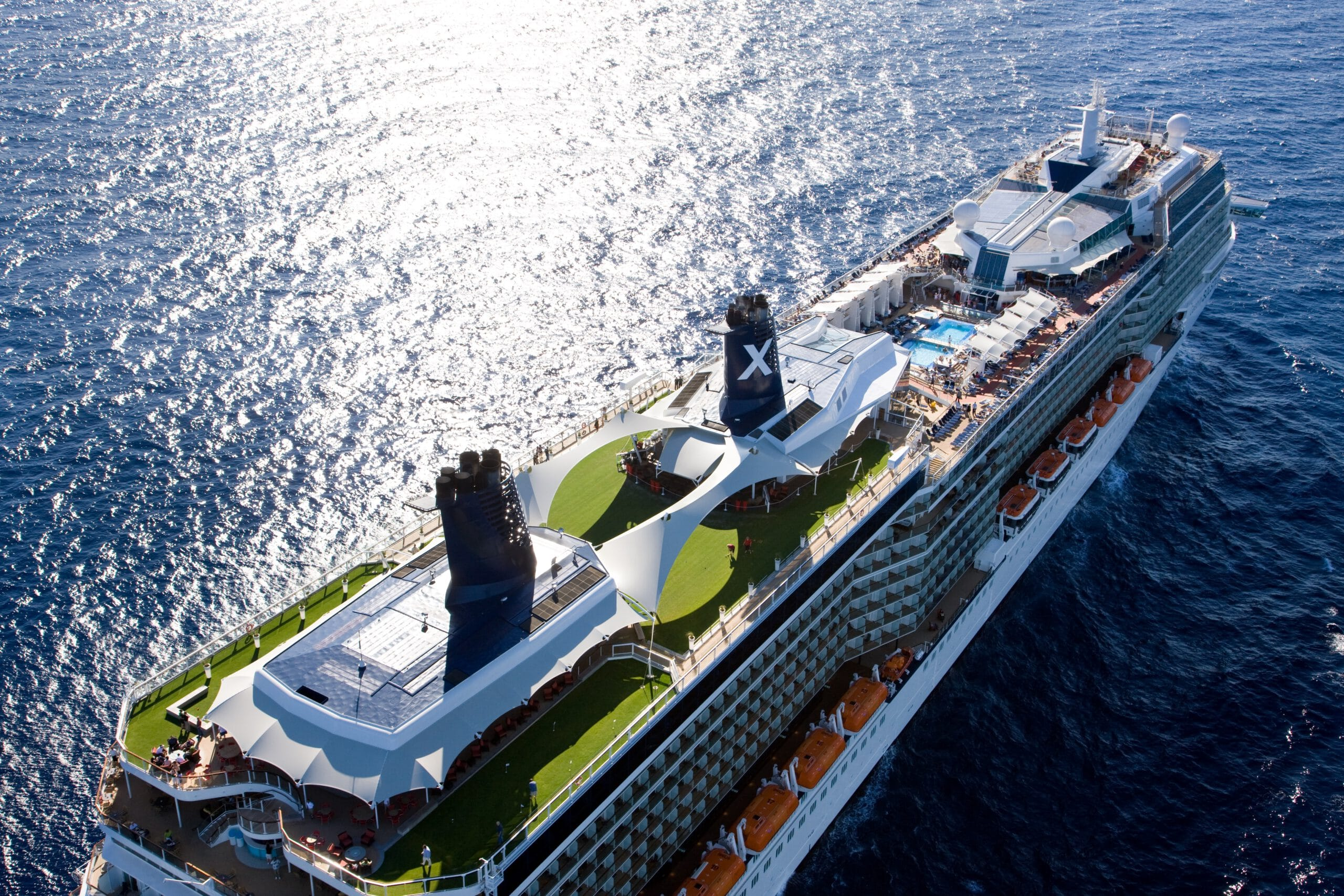 Cruiseschip-Celebrity Solstice-Celebrity Cruises-Schip