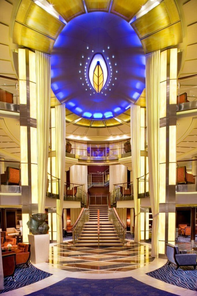 Cruiseschip-Celebrity Solstice-Celebrity Cruises-Atrium