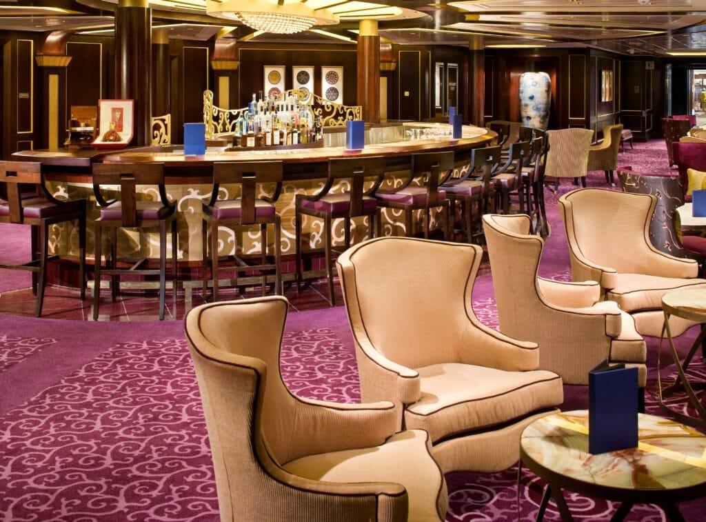 Cruiseschip-Celebrity Solstice-Celebrity Cruises-Ensemble Lounge