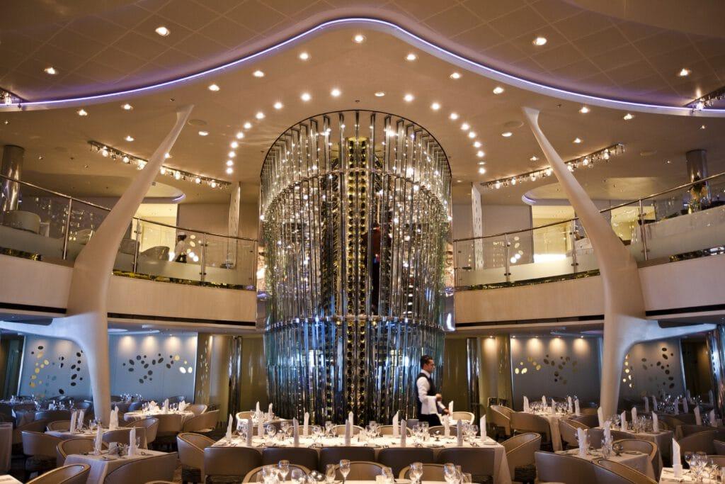 Cruiseschip-Celebrity Solstice-Celebrity Cruises-Restaurant