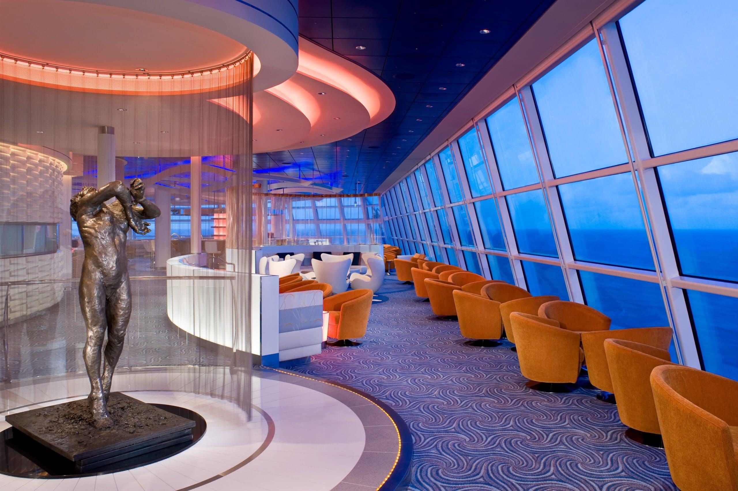 Cruiseschip-Celebrity Solstice-Celebrity Cruises-Sky Lounge