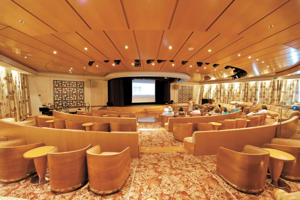 Paul Gauguin Salon Cruise Cruiseschip