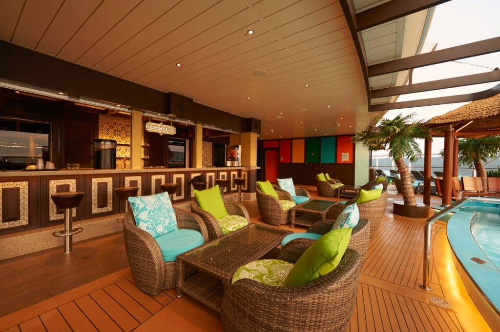 Cruiseschip-Carnival Vista-Carnival-Havana Pool