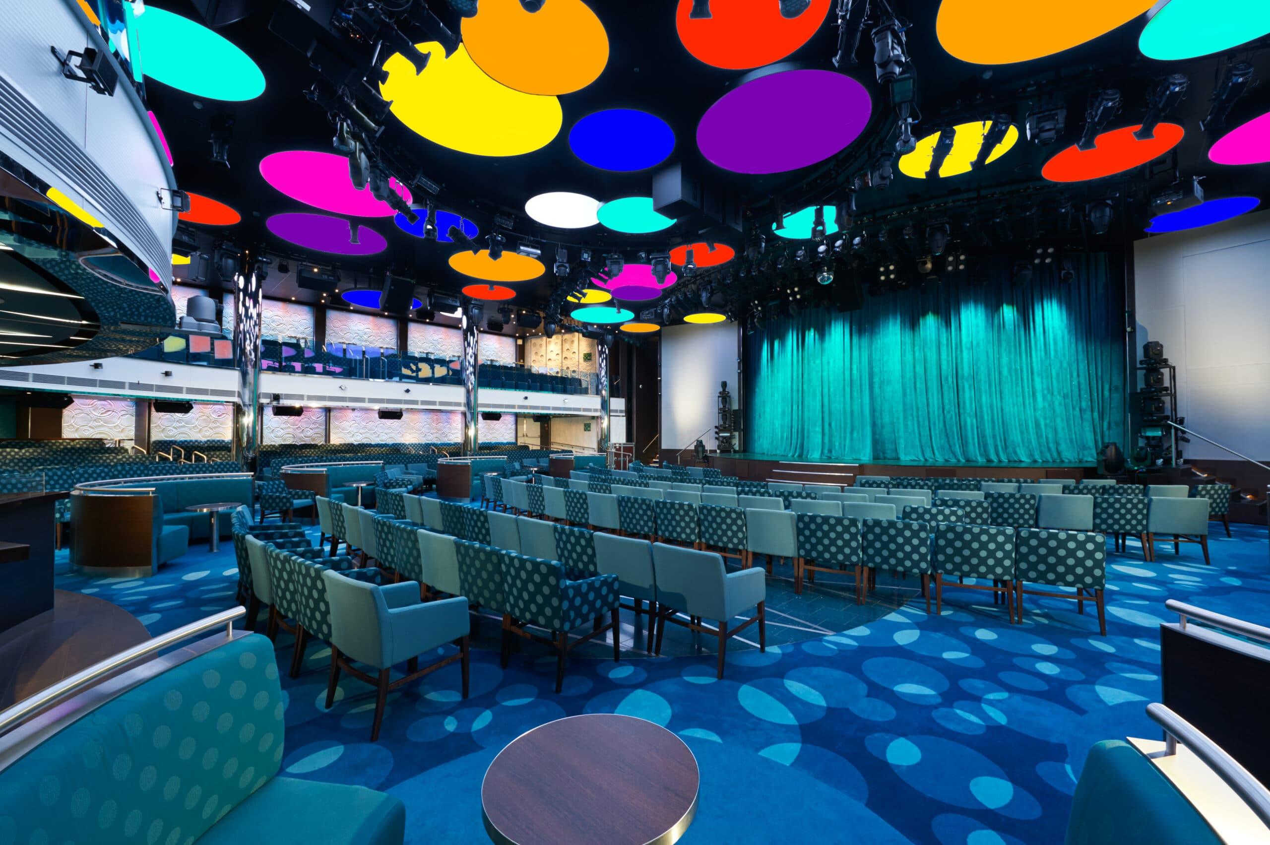 Cruiseschip-Carnival Vista-Carnival-Lounge