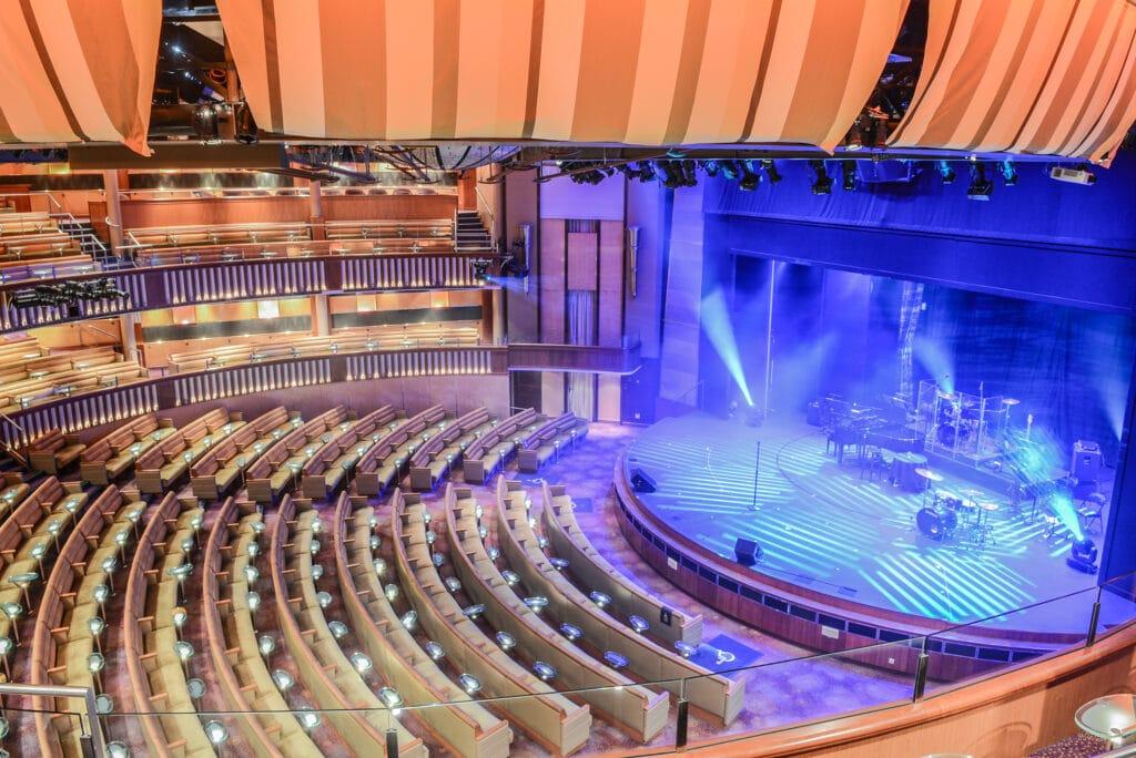 Cruiseschip-Celebrity Constellation-Celebrity Cruises-Theater