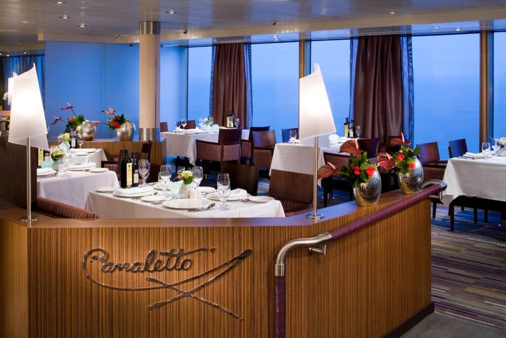 cruiseschip - Holland America Line - Eurodam - Canaletto