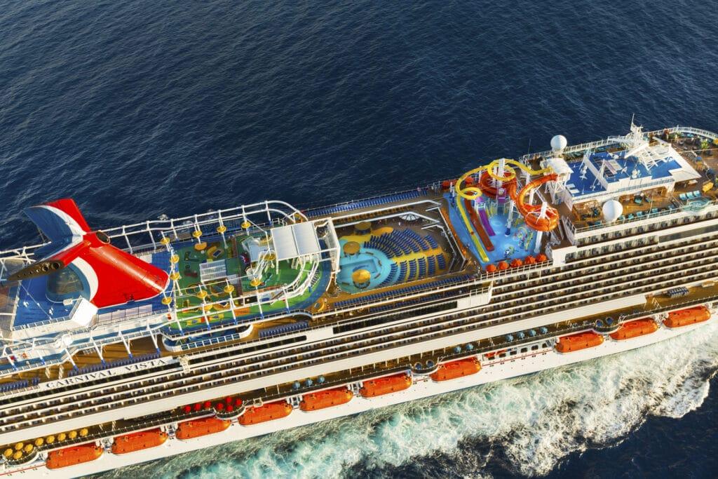 Cruiseschip-Carnival Vista-Carnival-Schip