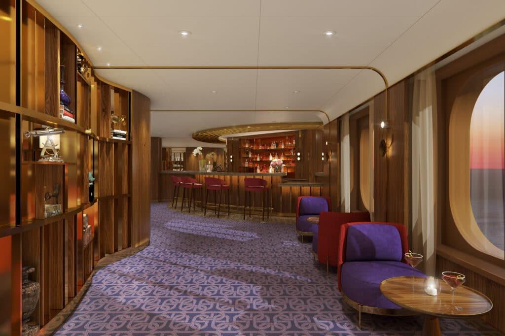 Ryndam-Holland America Line-Cruiseschip