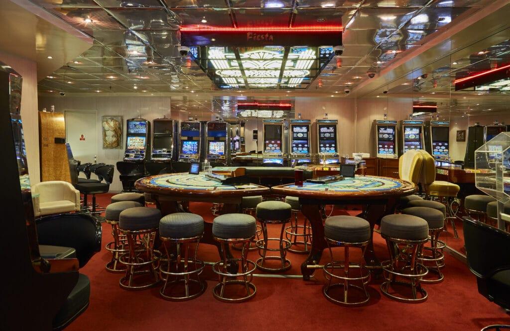 Cruiseschip-Celestyal Crystal-Celestyal-Casino