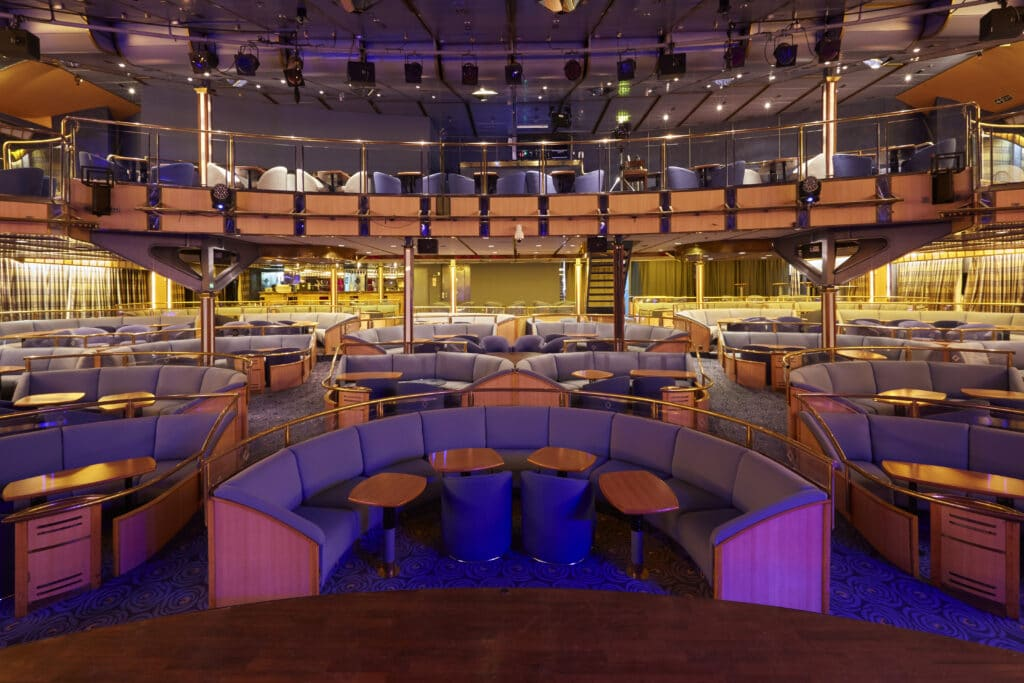 Cruiseschip-Celestyal Crystal-Celestyal-Theater
