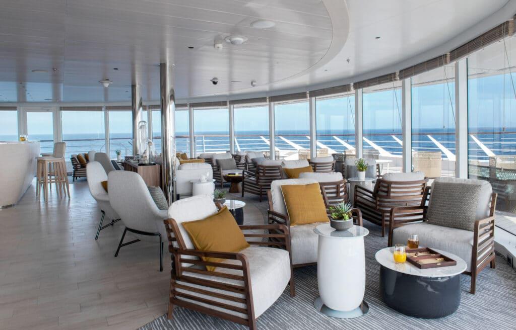 Cruiseschip-Le Bougainville-Ponant Yacht Cruises-Lounge