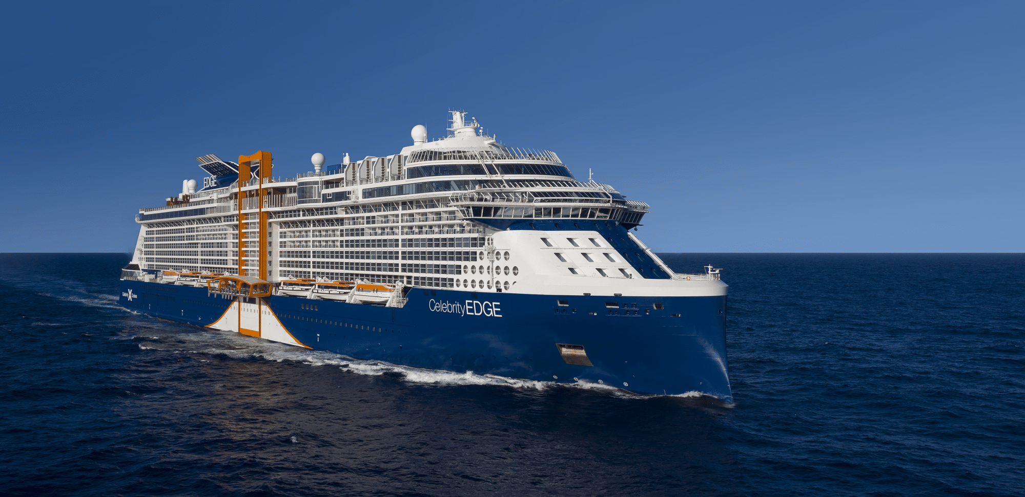 Cruiseschip-Celebrity Edge-Celebrity Cruises-Schip