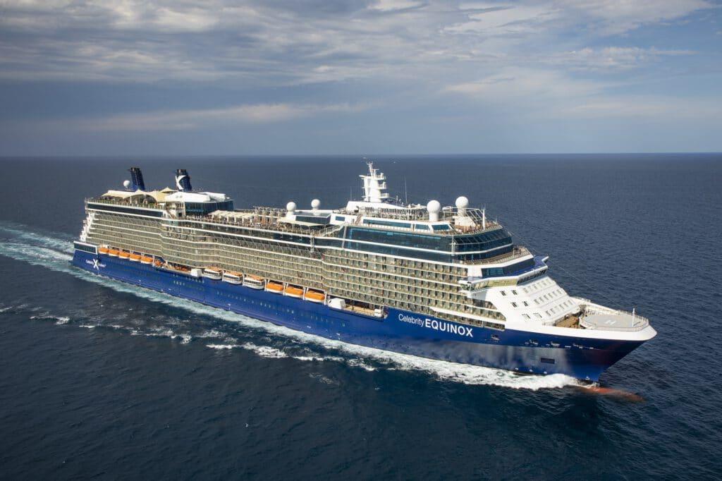 Cruiseschip-Celebrity Equinox-Celebrity Cruises-Schip