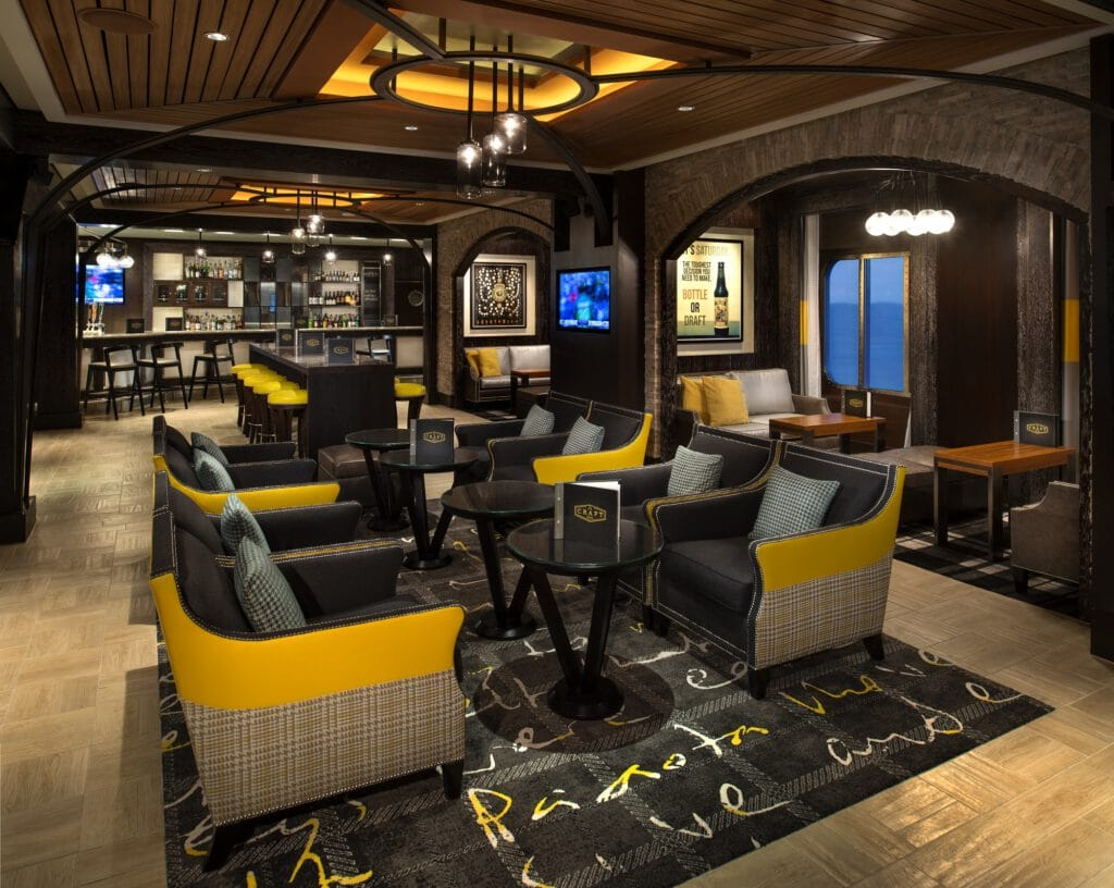 Cruiseschip-Celebrity Equinox-Celebrity Cruises-Craft Bar