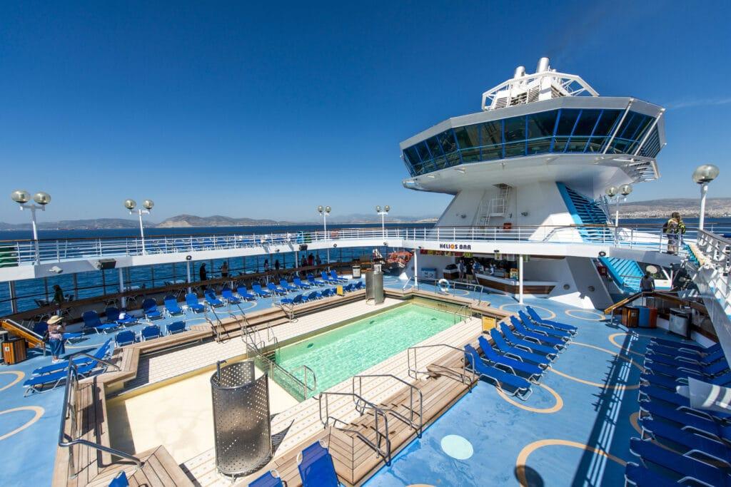 Cruiseschip-Celestyal Olympia-Celestyal-Pool