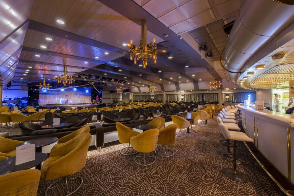 Cruiseschip-Celestyal Olympia-Celestyal-Theater
