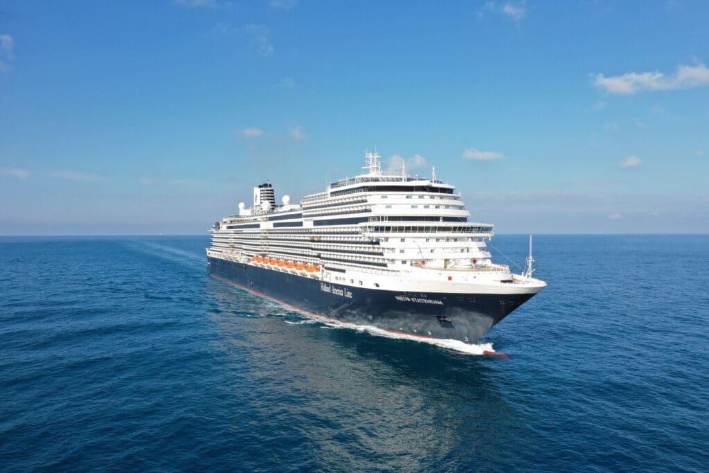 cruiseschip - Holland America Line - Nieuw Statendam - schip