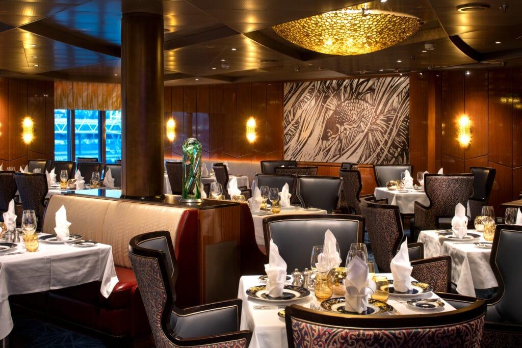 cruiseschip - Holland America Line - Nieuw Statendam - Pinnacle Grill