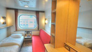 Cruiseschip-Hurtigruten-MS Fram-Schip-Arctic Superior-Categorie U2