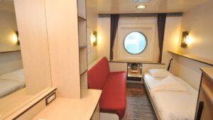 Cruiseschip-Hurtigruten-MS Fram-Schip-Polar Outside-Categorie N2