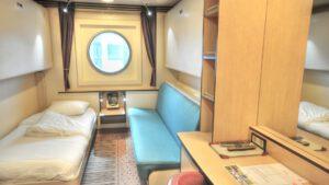 Cruiseschip-Hurtigruten-MS Fram-Schip-Polar Outside-Categorie N4