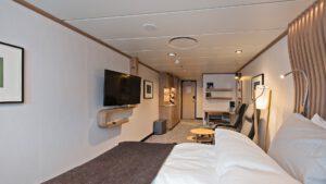 Cruiseschip-Hurtigruten-MS Fridtjof Nansen-schip-Arctic Superior-Categorie TT