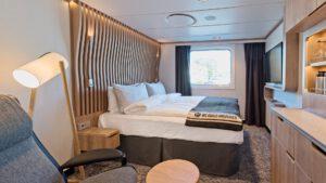 Cruiseschip-Hurtigruten-MS Fridtjof Nansen-schip-Polar Outside-Categorie RS