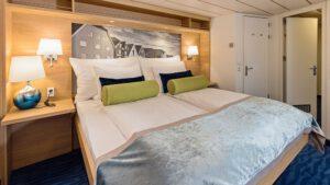 Cruiseschip-Hurtigruten-MS Kong Harald-Schip-Categorie Expedition Suite-Suite-Categorie M3