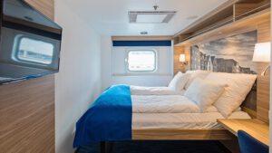 Cruiseschip-Hurtigruten-MS Nordkapp-Schip-Arctic Superior-Categorie P