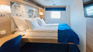 Cruiseschip-Hurtigruten-MS Nordkapp-Schip-Arctic Superior-Categorie U