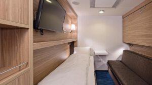 Cruiseschip-Hurtigruten-MS Nordkapp-Schip-Polar Inside-Categorie K
