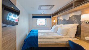Cruiseschip-Hurtigruten-MS Nordkapp-Schip-Polar Outside-Categorie J2D