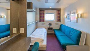 Cruiseschip-Hurtigruten-MS Nordkapp-Schip-Polar Outside-Categorie N
