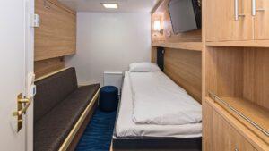 Cruiseschip-Hurtigruten-MS Polarlys-schip-Polar Inside-Categorie K3
