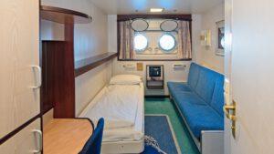 Cruiseschip-Hurtigruten-MS Polarlys-schip-Polar Outside-Categorie L2