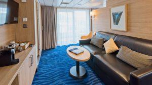 Cruiseschip-Hurtigruten-MS Spitsbergen-Schip-Expedition Suite-Owner Suite-Categorie MX