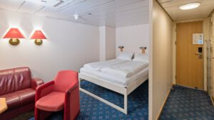 Cruiseschip-Hurtigruten-MS Vesteralen-Schip-Polar Outside-Categorie A4