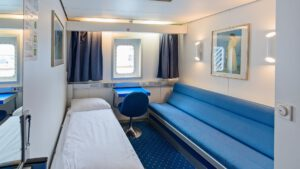 Cruiseschip-Hurtigruten-MS Vesteralen-Schip-Polar Outside-Categorie J2