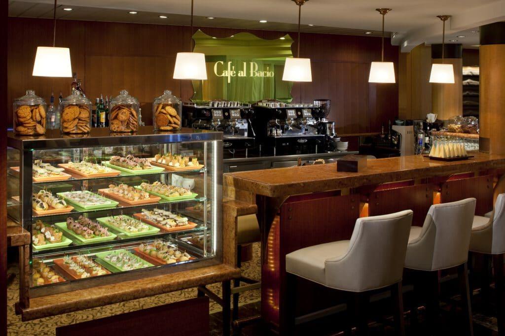 Cruiseschip-Celebrity Infinity-Celebrity Cruises-Cafe al Bacio