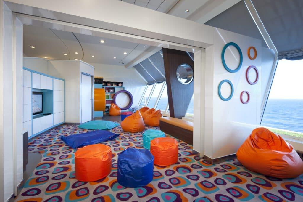 Cruiseschip-Celebrity Infinity-Celebrity Cruises-Kids Club