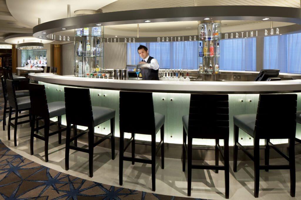 Cruiseschip-Celebrity Infinity-Celebrity Cruises-Martini Bar