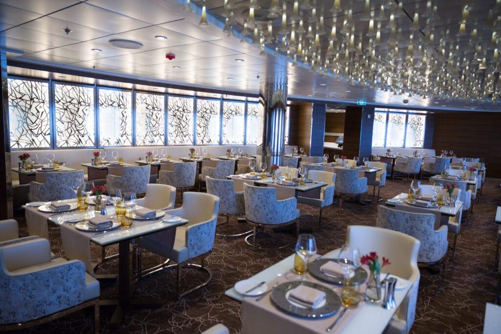 Cruiseschip-Celebrity Millennium-Celebrity Cruises-Luminae Restaurant